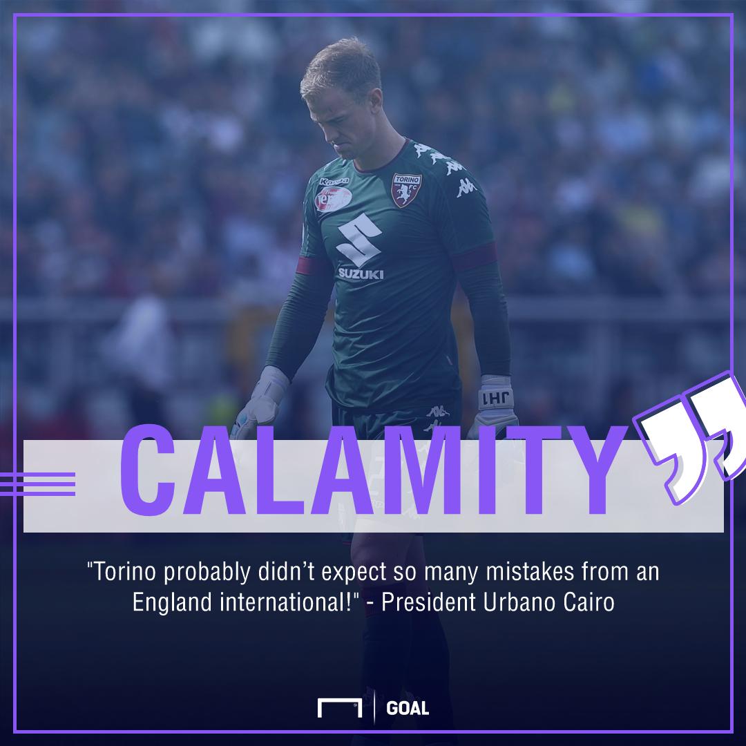 Calamity Joe Hart
