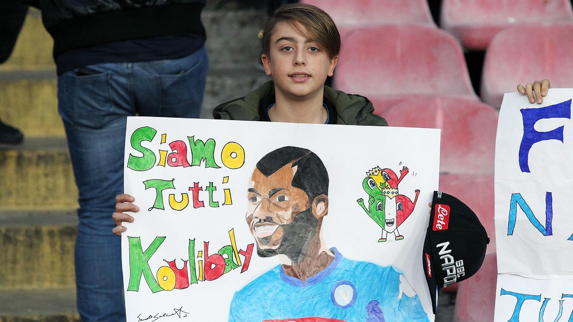 Napoli Koulibaly 2018-19