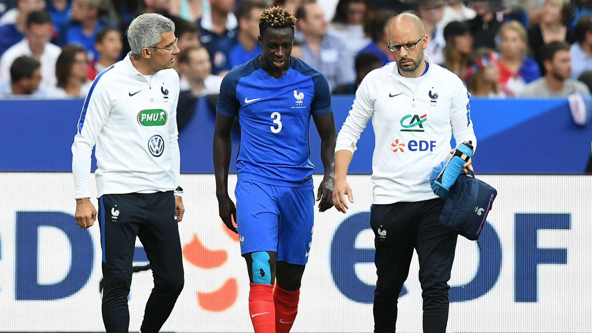 Benjamin Mendy France England