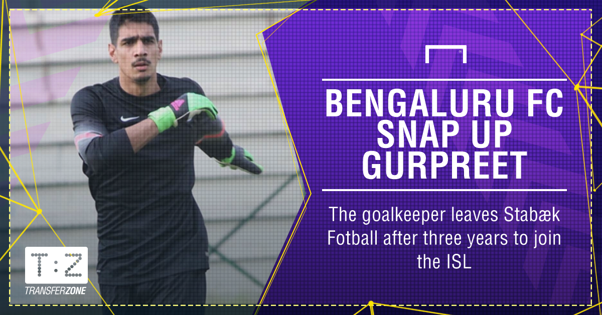 Gurpreet Singh Sandhu Bengaluru FC PS