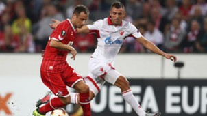 Lehmann, Krsticic, Köln - roter Stern Belgrad, Europa League, 09282017