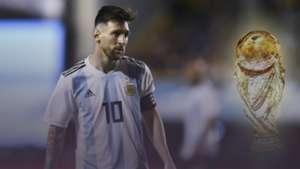 Lionel Messi WM Bilanz Messi Weltmeisterschaft 2018