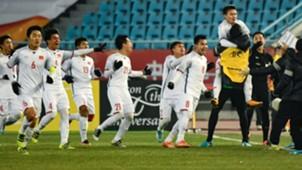 U23 Việt Nam vào bán kết