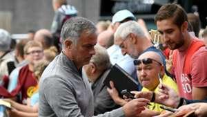 2018-09-03 Jose mourinho