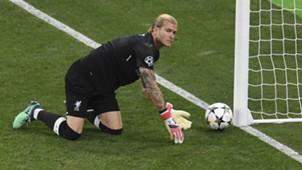 Loris Karius FC Liverpool Real Madrid