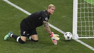 Loris Karius FC Liverpool Real Madrid