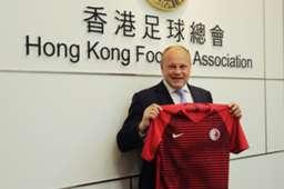 Mixu Paatelainen become the new head coach of Hong Kong football team.