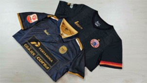 Jersey Persiba (away) & Persija (third)