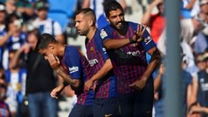 Luis Suarez Real Sociedad Barcelona LaLiga 15092018
