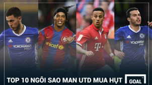 Top 10 transfers Manchester United Gets Hijacked