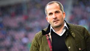 Manuel Baum FC Augsburg Bundesliga 1117