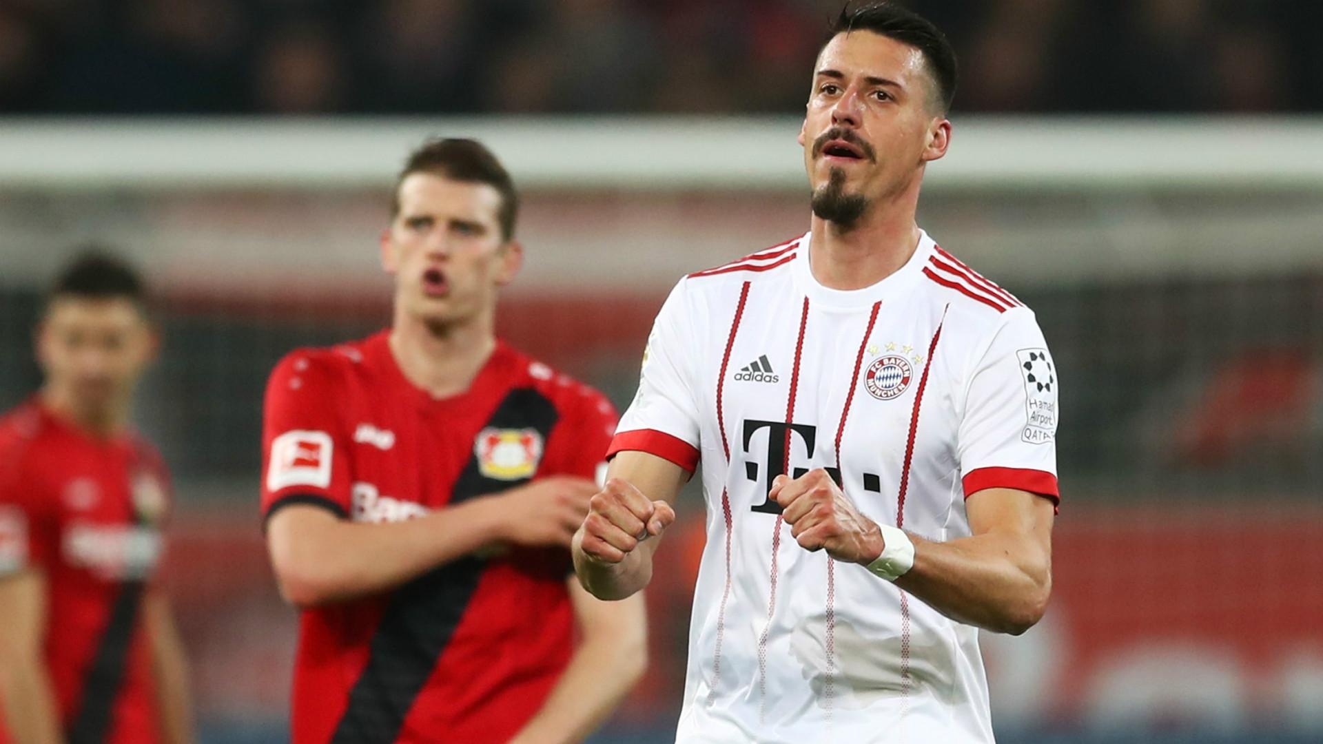 Sandro Wagner FC Bayern 12012018