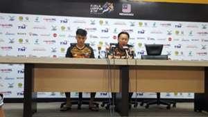 Adib Zainuddin, Ong Kim Swee, Malaysia U22, SEA Games, 14082017