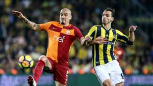 Maicon Soldado Fenerbahce Galatasaray 3172018