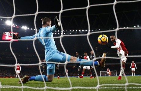 David De Gea Arsenal