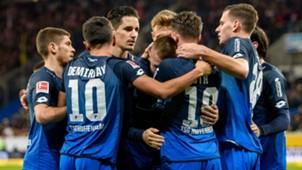 Hoffenheim Bundesliga 13122017