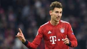 Leon Goretzka FC Bayern