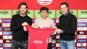 Richard Ledezma PSV