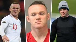 Wayne Rooney composite