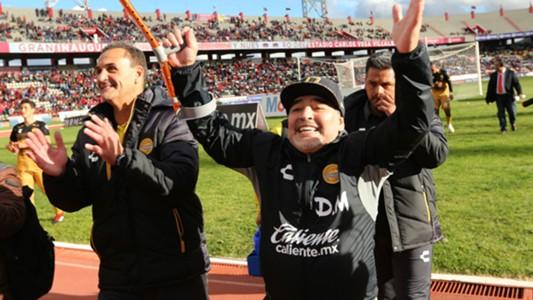 Diego Maradona Dorados Ascenso MX