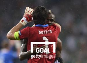 Buffon Balotelli