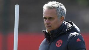Jose Mourinho Manchester United 03052017