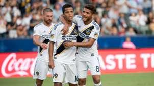 Giovani dos Santos LA Galaxy