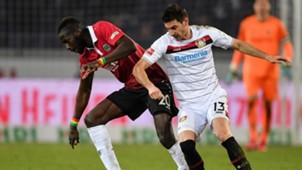 Leverkusen Hannover Bundesliga 12172017