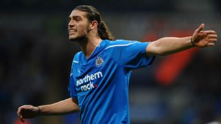 Andy Carroll Newcastle 2010