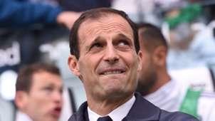 Massimiliano Allegri Juventus Sampdoria Serie A