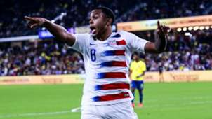 Weston McKennie USA Ecuador 2019