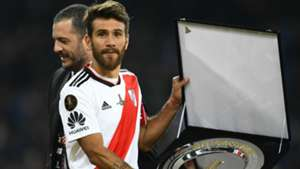 Leonardo Ponzio River Plate Boca Juniors Copa Libertadores 09122018
