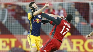 Sacha Kljestan Jozy Altidore New York Red Bulls Toronto FC
