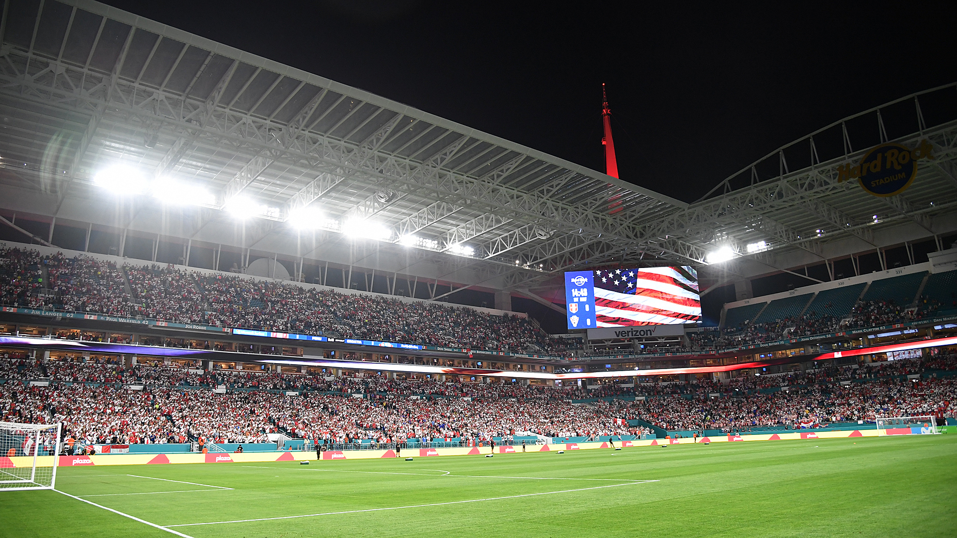 Hard Rock Stadium Miami USA