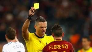 Roma referee