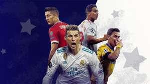 Champions League blog cover