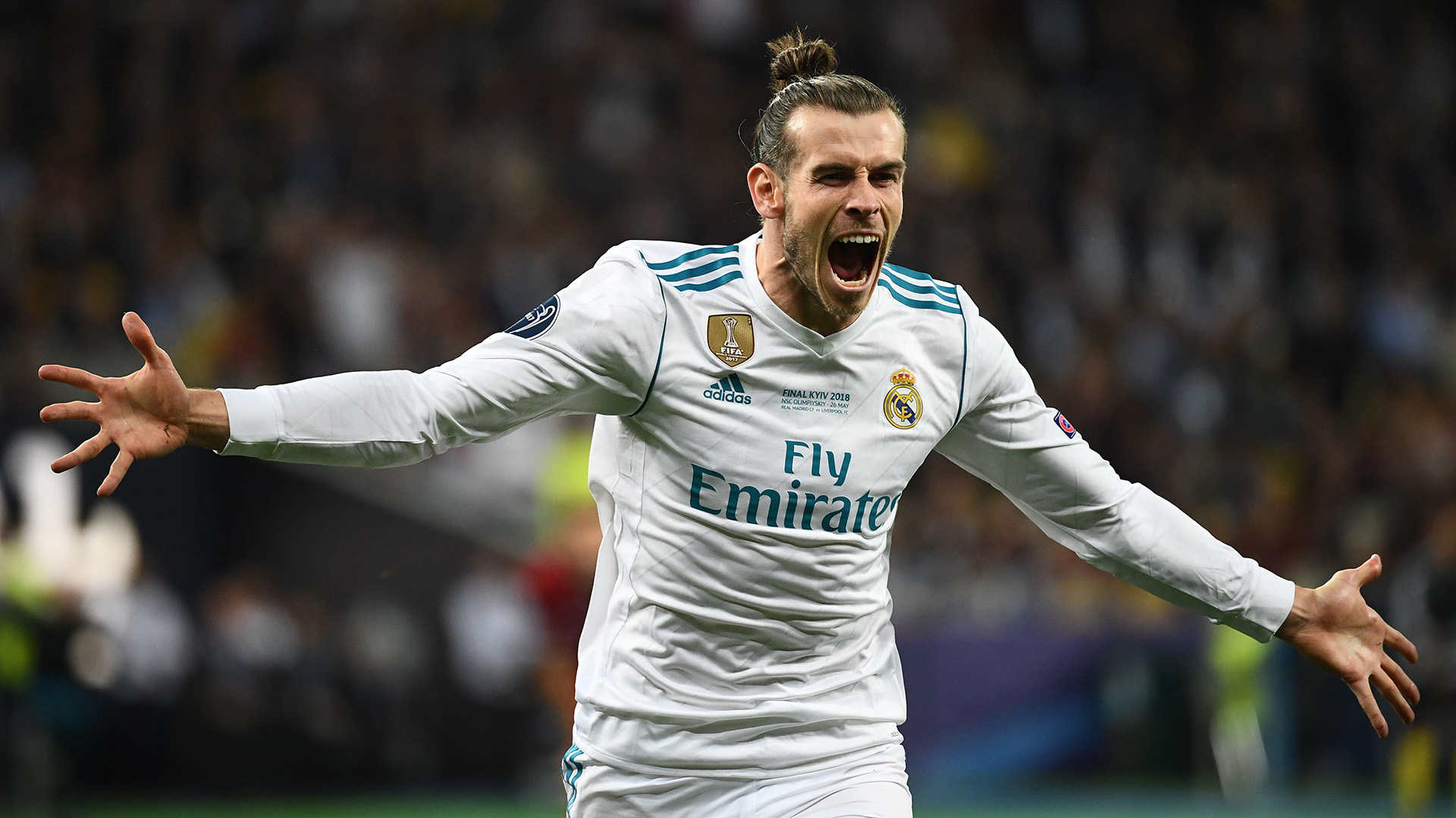 Gareth Bale Real Madrid Liverpool Champions League final 260518