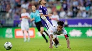2. Bundesliga: Stuttgart in Aue nur mit Unentschieden, Nullnummer zwischen Darmstadt und Dresden