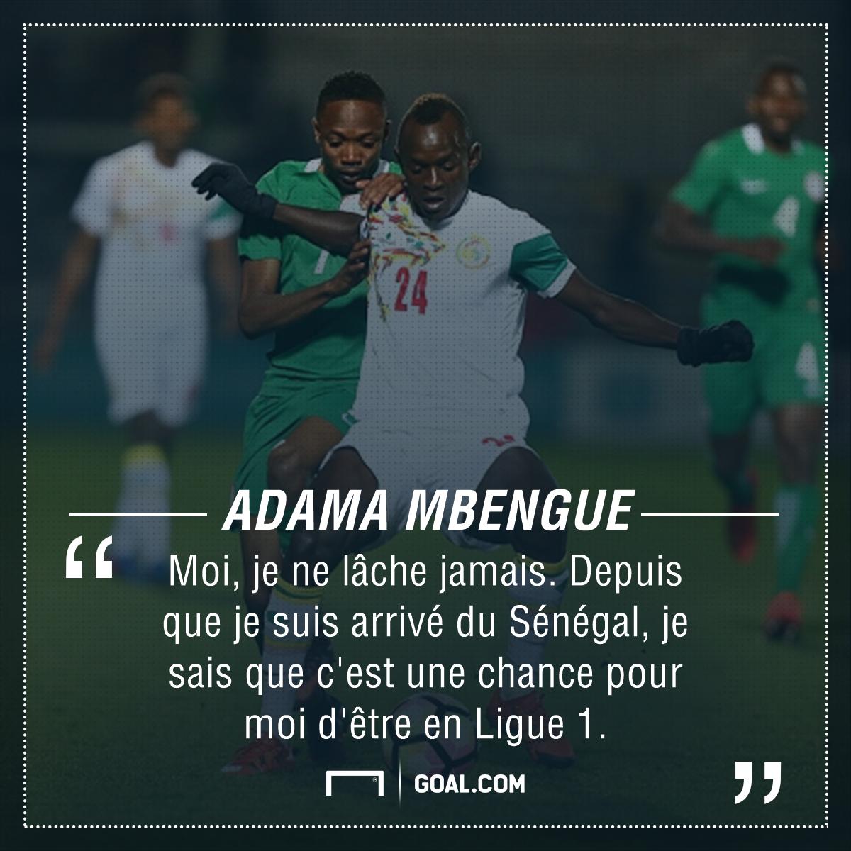 Adama Mbengue PS