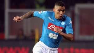 Allan Napoli Serie A