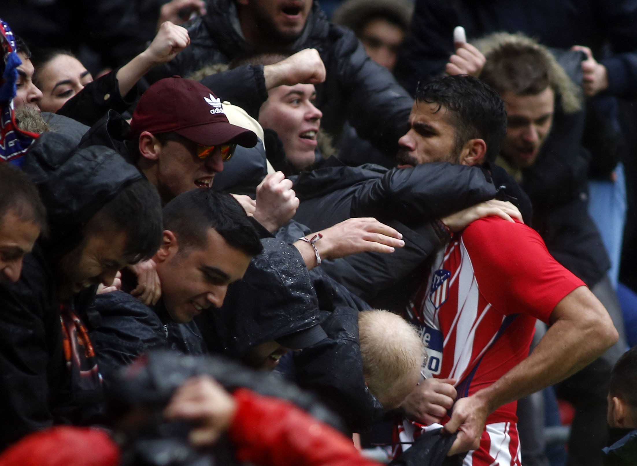 Diego Costa Atletico Madrid Getafe LaLiga