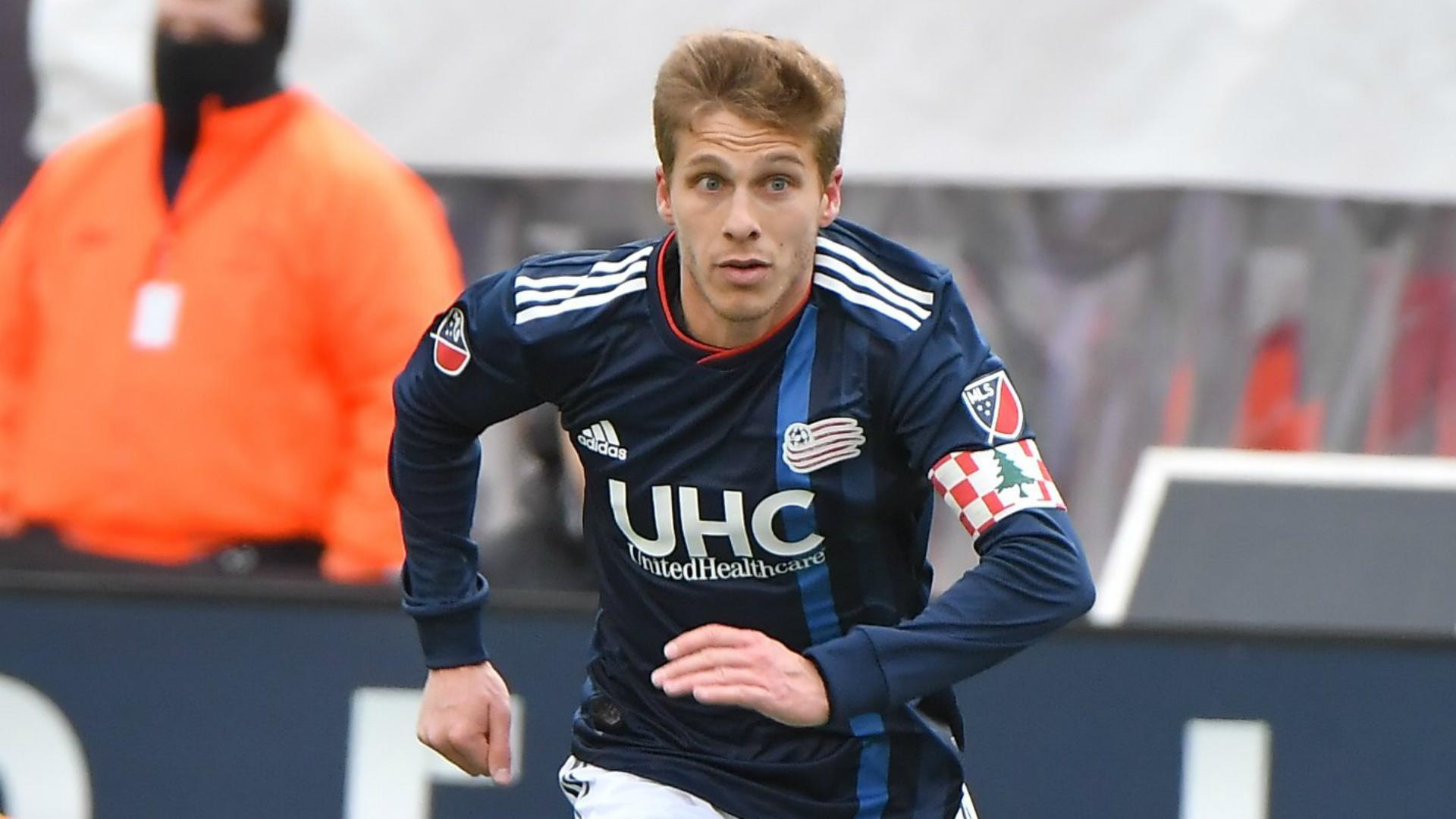 Scott Caldwell MLS New England Revolution 03152018 NER