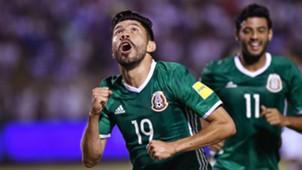 México Oribe Peralta