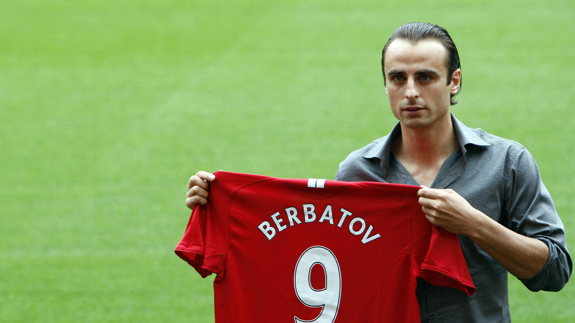 Dimitar Berbatov Manchester United 2008