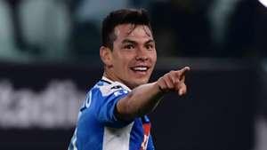 Liverpool, beware! 'Chucky' Lozano ready to take Champions League by storm at Napoli