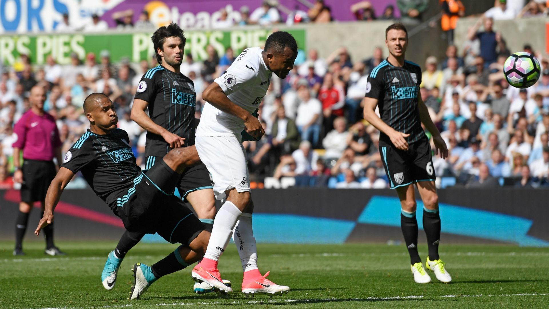 Jordan Ayew - Swansea City 21052017