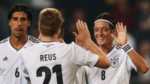 Marco Reus, Mesut Ozil, Germany