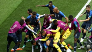 France World Cup final 2018
