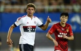 *GER ONLY* Thomas Müller Asien 2015 FC Bayern München