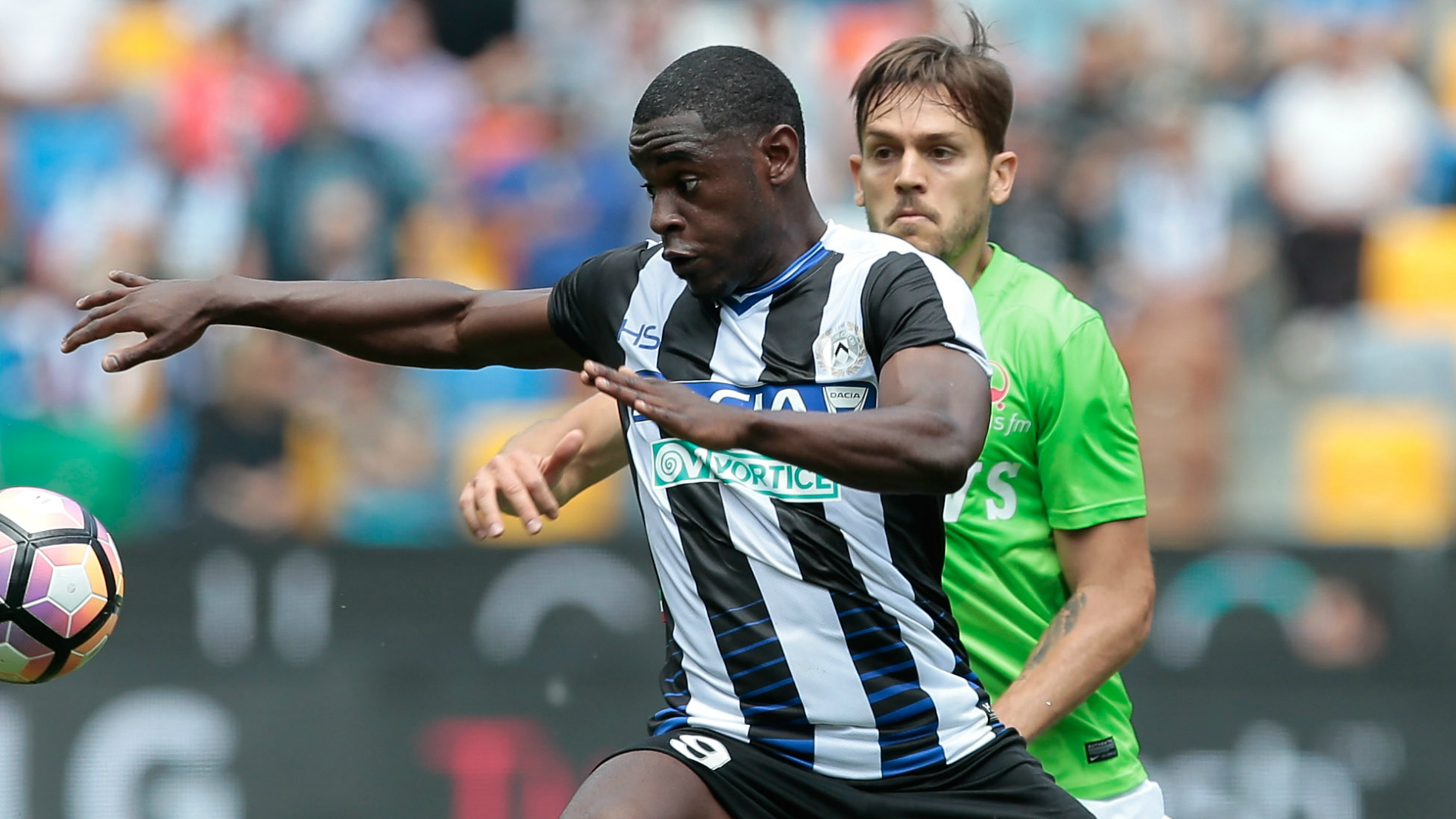 Calcio: Udinese, presentato ds Gerolin